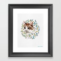 Money Shot Framed Art Print