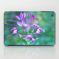 Cleome iPad Case