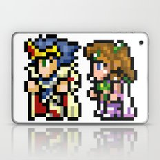 Final Fantasy II - Cecil and Rosa Laptop & iPad Skin