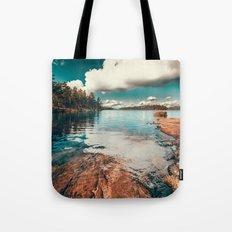 Belle Svezia Tote Bag