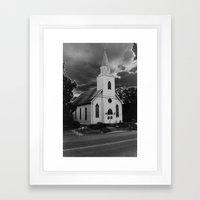 Salem Sabatier II Framed Art Print