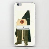 Leg Man iPhone & iPod Skin