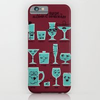 Field Guide to Alcoholic Drinkware iPhone 6 Slim Case