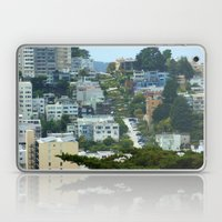 Lombard Street, San Fran… Laptop & iPad Skin