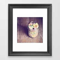 Dream Big Framed Art Print