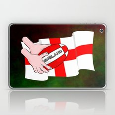 England Rugby Flag Laptop & iPad Skin