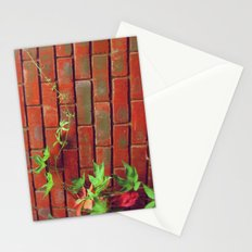 Autumn study, reaching, one. Stationery Cards