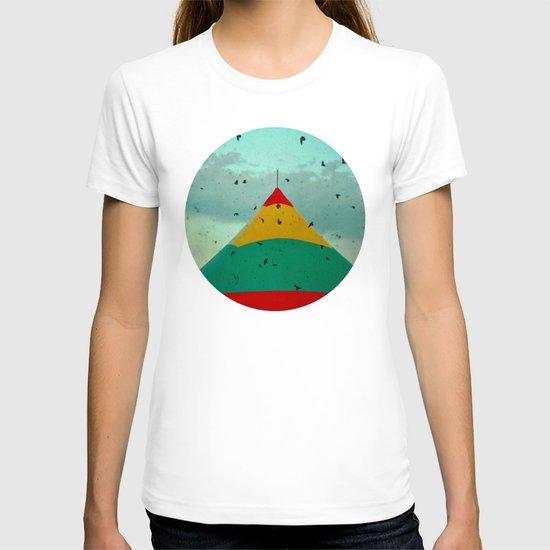 Circus Birds T-shirt