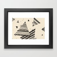 Pattern Doodle Two Framed Art Print