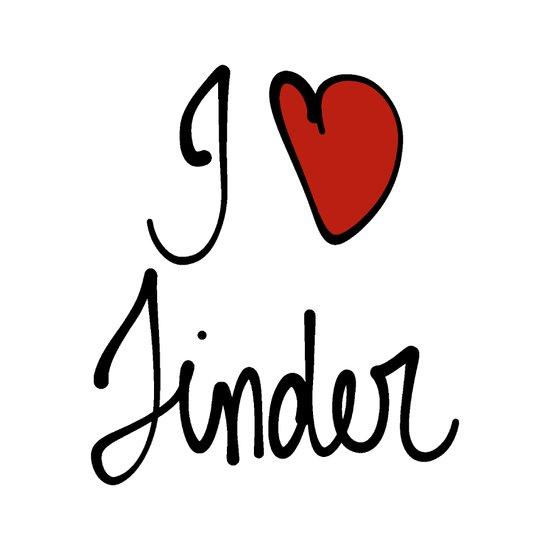 Tinder Art Print