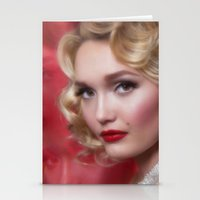 Marilyn Stationery Cards