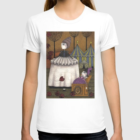 A Day in Autumn T-shirt