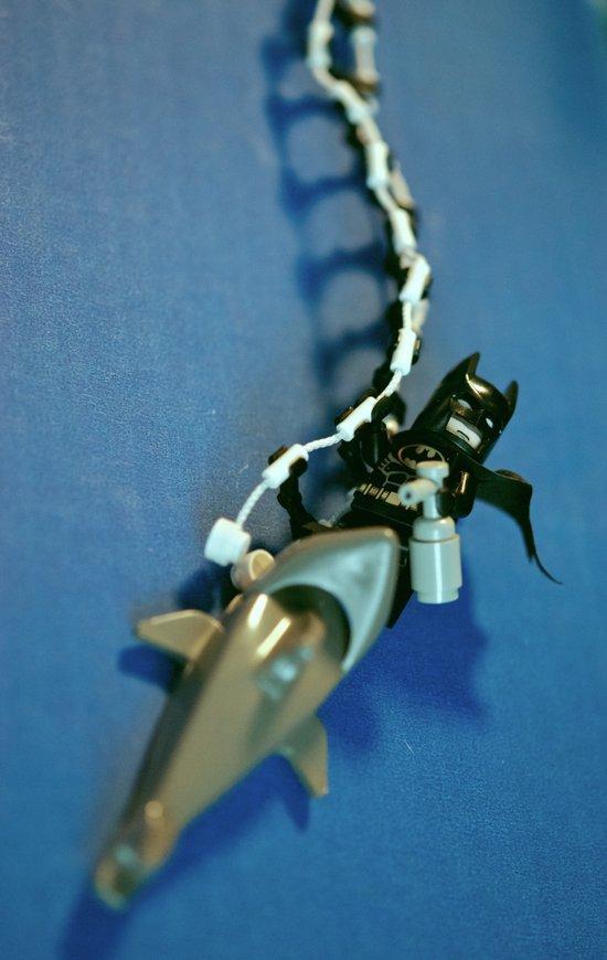 Shark Repellant Art Print