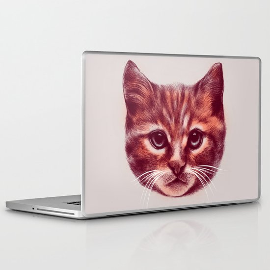 Everybody wants to be a Cat Laptop & iPad Skin