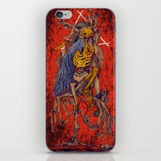 Adamant (hell) iPhone & iPod Skin