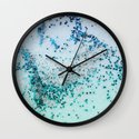 NATURAL SEA ART Wall Clock