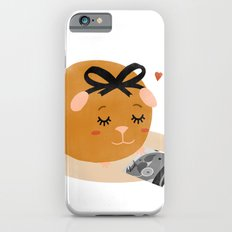Guinea Pig Portrait 1 iPhone 6 Slim Case