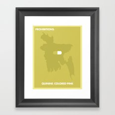 Bangladesh Framed Art Print