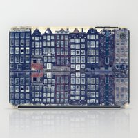 Amsterdam Watercolor And Sketch iPad Case