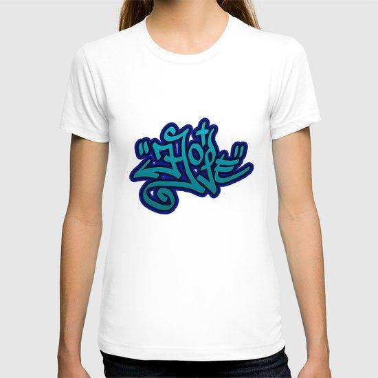 Hope (Graffiti) T-shirt