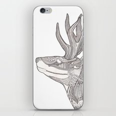 The Forest Spirit iPhone & iPod Skin