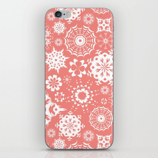 Dia en rosa iPhone & iPod Skin