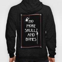 NoMoreSkullz&Bones Hoody