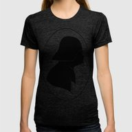 T-shirt featuring Dark Side Silhouette  by Evan