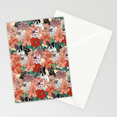French Bullbloom Stationery Cards