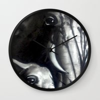 Loved Ones Wall Clock