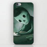 Unwritten iPhone & iPod Skin