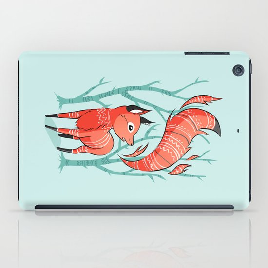 Winter Fox iPad Case