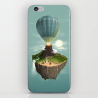 The Great Tropical Escape iPhone & iPod Skin