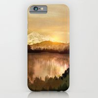 iPhone Cases featuring Sunrise by Viviana Gonzalez