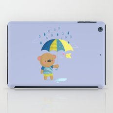 Rainy Season iPad Case