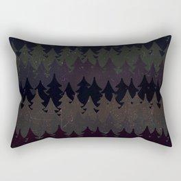 Rectangular Pillow - The secret forest at night - Better HOME