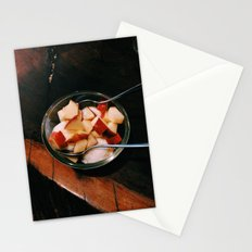 Apple Fro-Yo Stationery Cards