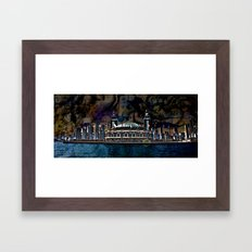 Navy Pier Framed Art Print