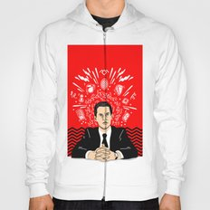 Twin Peaks: Dale Cooper's Thoughts Hoody