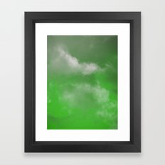 Grace- cloud pictures Framed Art Print