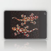 C13 GECKO 3 Laptop & iPad Skin