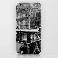 iPhone & iPod Case featuring Street Musician by Duy Vo