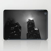 The Torch Of Chicago iPad Case