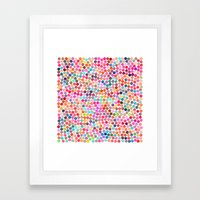 dance 1 Framed Art Print