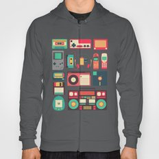 Retro Technology 1.0 Hoody