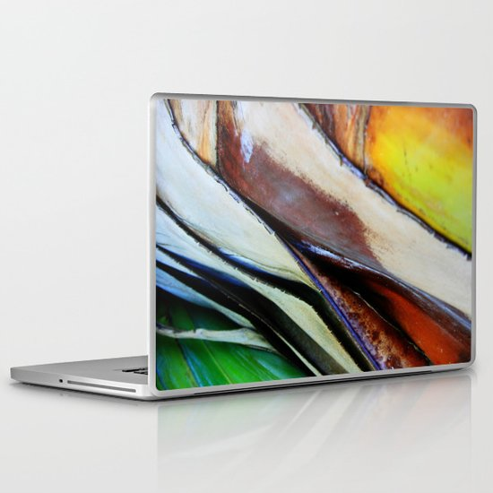 Abstract Palm 3 Laptop & iPad Skin