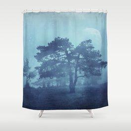 Shower Curtain - Mystic tree - Art4U
