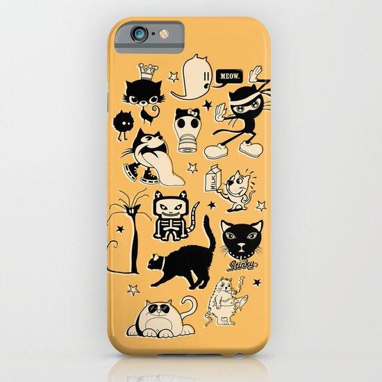 Cat Menagerie iPhone & iPod Case