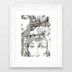240512 Framed Art Print