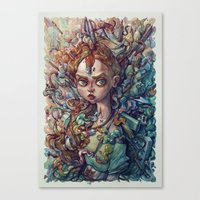 Artoxication Canvas Print